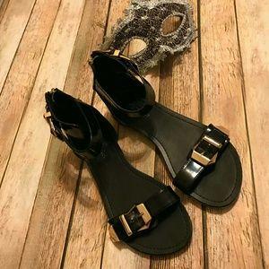 ZiGi girl Abbey Gladiator Sandals Sz 6
